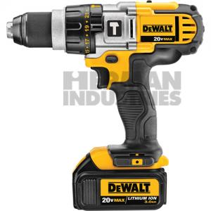 Dewalt DCD985L2 Compact Lithium Ion Premium 3-Speed Hammerdrill Kit