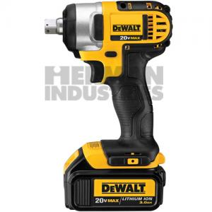 "Dewalt DCF880L2 Lithium Ion 1/2"" Impact Wrench Kit"