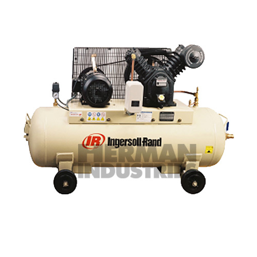 Ingersoll Rand 2 Stage Gas Powered Air Compressors