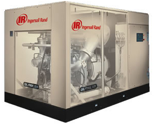 Ingersoll rand sierra 2 stage automatic start stop rotary for Ingersoll rand air compressor motor starter